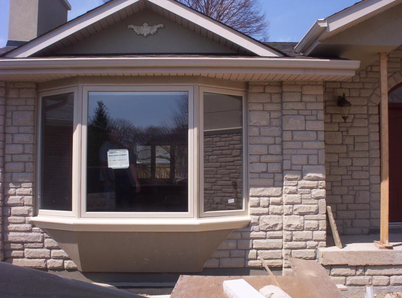 Emejing pvc exterior trim images emejing exterior door for Contractors window design